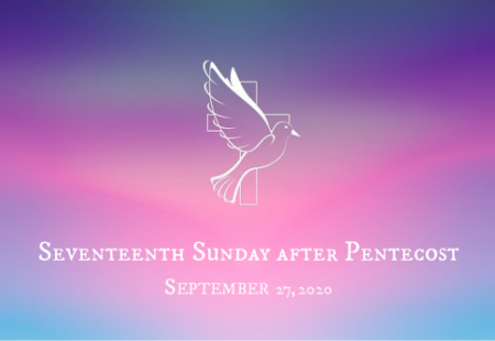 Seventeenth Sunday after Pentecost